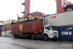 集卡司�C保�o好自己 港口需防海外�入