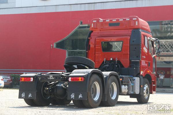 老司机选车(13):35万以内,北方地区中长途标载物流牵引车如何选