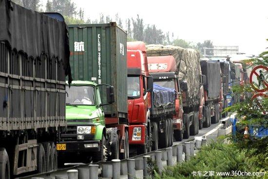 注意!济南高速清明节期间禁行这几类货车交警还发布危险路段通知