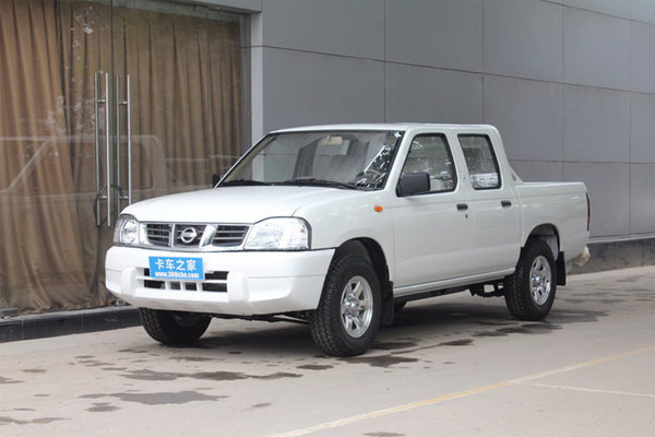 经典车型加持探寻郑州日产皮卡发展史