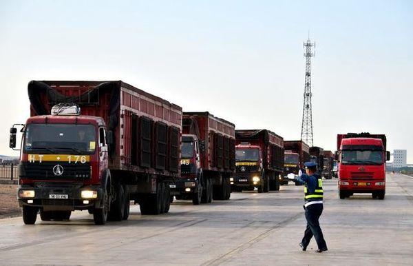 公路货运迅速恢复重载货车流量接近去年同期