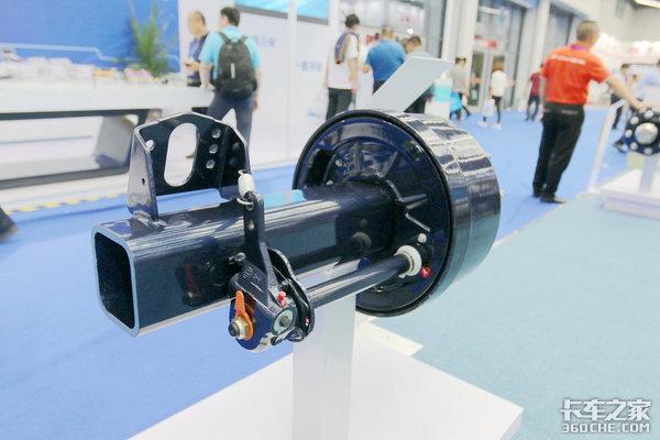 安装盘刹已成趋势,鼓刹或将绝迹于挂车望卡友们对其理性看待