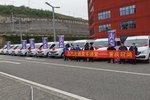 21台V80运兵车列装重庆市公安系统