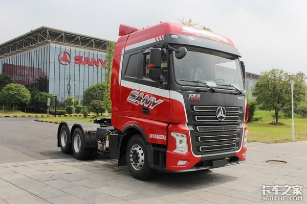 你不知道的卡车冷知识:为啥三一卡车都是红色的,听完我竟感动了