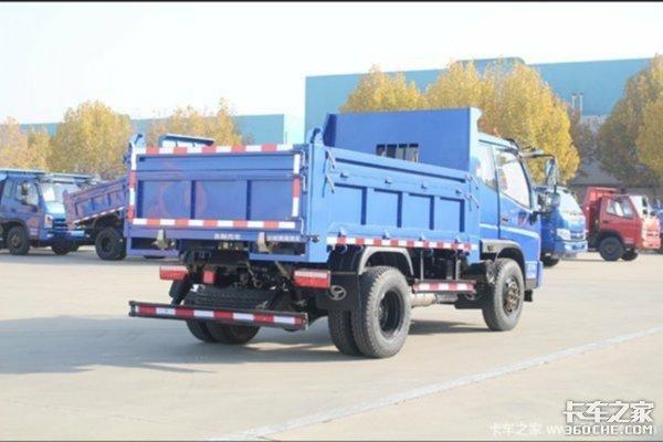 总有一款你喜欢的时风蓝牌自卸车
