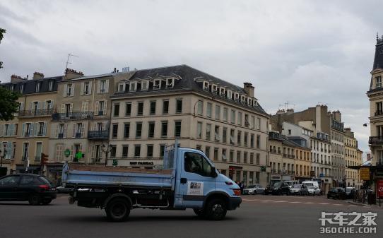 手绘欧洲商用车(五):除了Daily车型,你对依维柯了解多少?