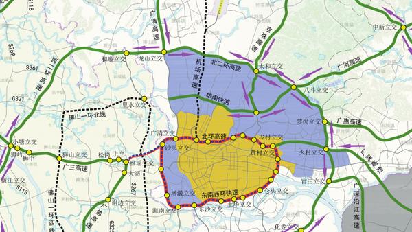 注意绕行!2020年广州、佛山货车限行最新汇总