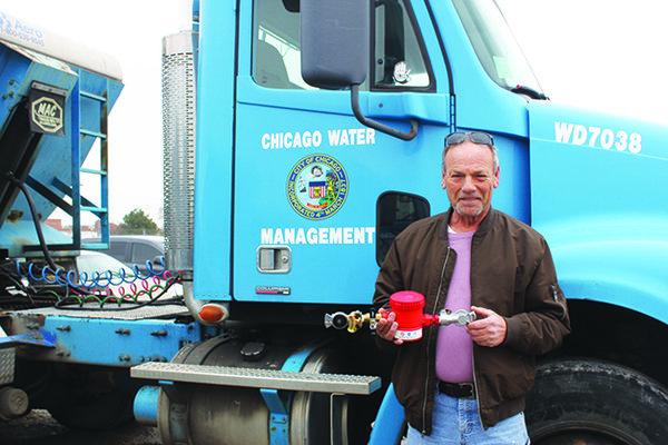 卡车司机发明刹车松开器防止刹车系统冻结造成交通事故