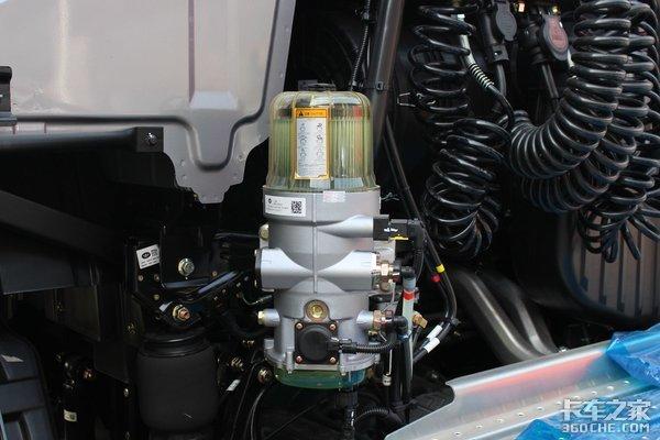 卡车小百科(31):油面高低不一,管路进气?大炮秘籍收好,保你没问题
