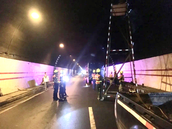 4月8日起持续6晚甬台温高速这个路段全封闭施工