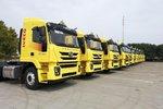 红岩危化品运输车为危化品运输保驾护航