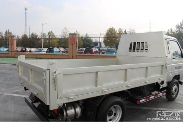 时风风菱D版自卸车城乡工程运输小钢炮