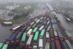 山西迎雨雪天气 这些高速公路入口封闭