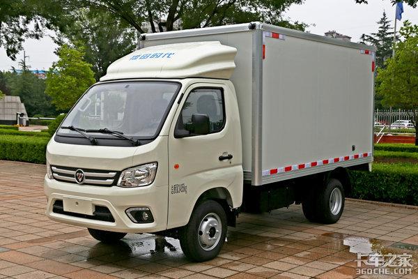 柴油大动力+高承载这款全新时代小卡之星火热上市