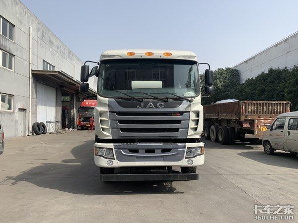 格尔发、中集通华联合打造整备质量13300kg这款搅拌车值得信任
