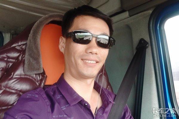 """卡车人刘飞:最靓""""小7""""陪伴万里奔波守护家的温暖"""