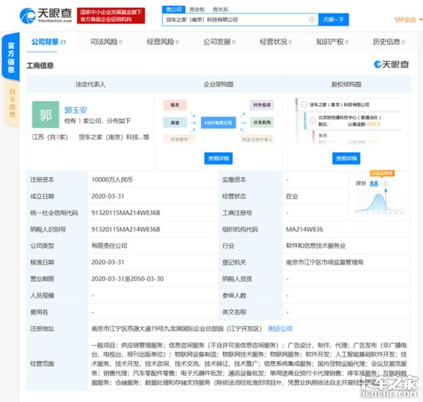 卡家时评:解放、东风、福田联合成立货车之家背后原因为哪般?