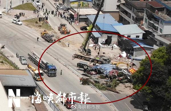 福建事故致9人死亡车辆超载是主因?村民:已多次反映路段问题