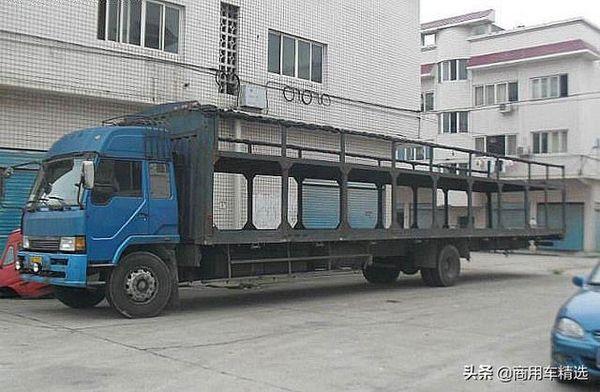 32米单车长到望不到头盘点消失的国内运输市场畸形产物