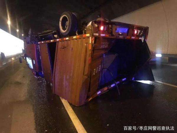 为啥司机要被罚10000?货车侧翻司机竟落荒而逃背后另有隐情