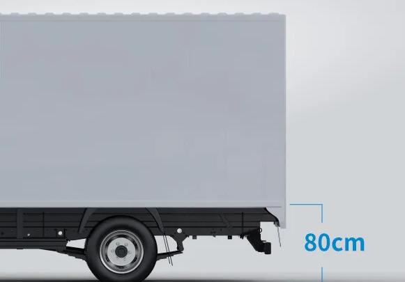 容积超12立方上汽跃进福运S80当属创业好选择