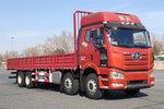 堪称国内最大马力载货车 解放J6P 560马力8X4车型亮相工信部