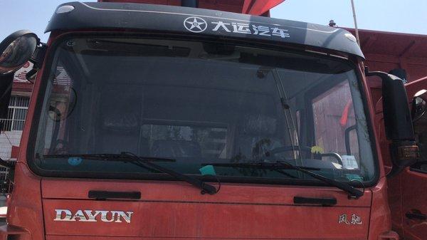 240马力玉柴+陕齿大八档大运风驰平板自卸车来了