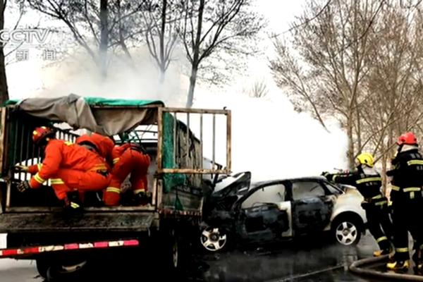 痛心!吉林三车连撞事故死亡人数升至12人
