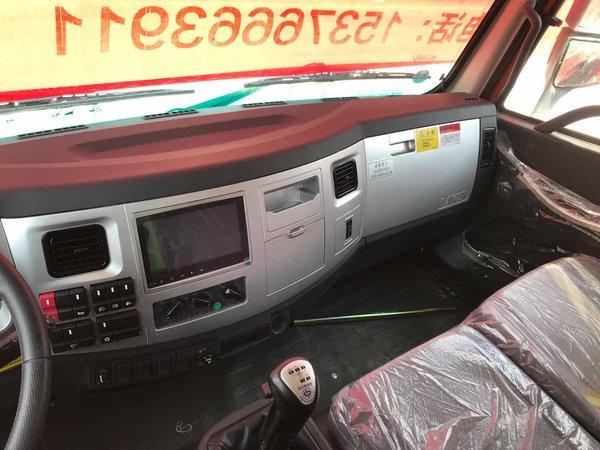 玉柴220马力+法士特十档变速箱大运风景自卸车能装能卸