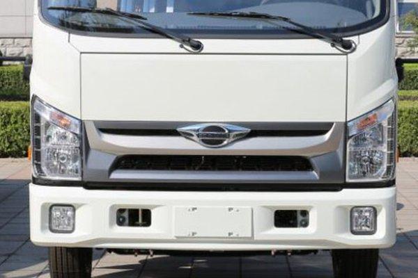 新外观新车标福田时代H系列轻卡升级了