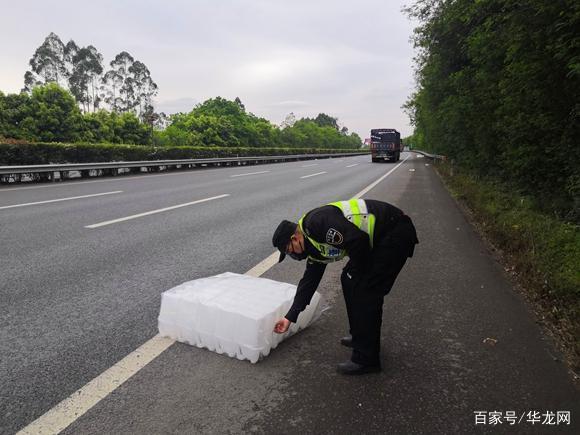 货物不扎紧?罚200重庆绕城高速严查货车违法
