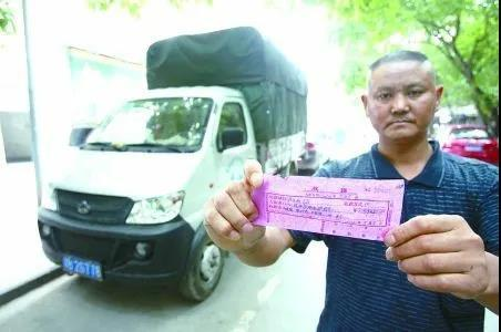 买车写不了自己名字卡友强烈呼吁取消挂靠制度给个体户一个蓝天!