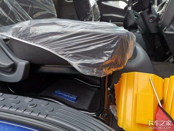 合法装载16吨福田瑞沃ES5自卸车优势多