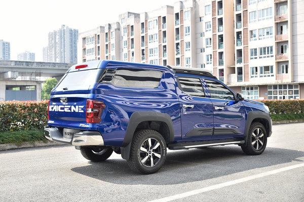 """拥有乘用车属性的""""皮卡""""能拉货能进城长安凯程F70新车型实拍图曝光"""