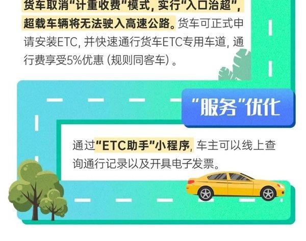 重要提醒!高速即将恢复收费ETC扣费进行了大调整