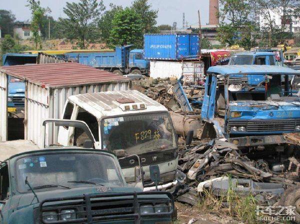 疫情影响、运价下调、淘汰国三,今年卡车行业注定压力山大
