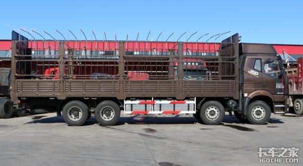 老司机教你载货车底盘和货厢该如何搭配