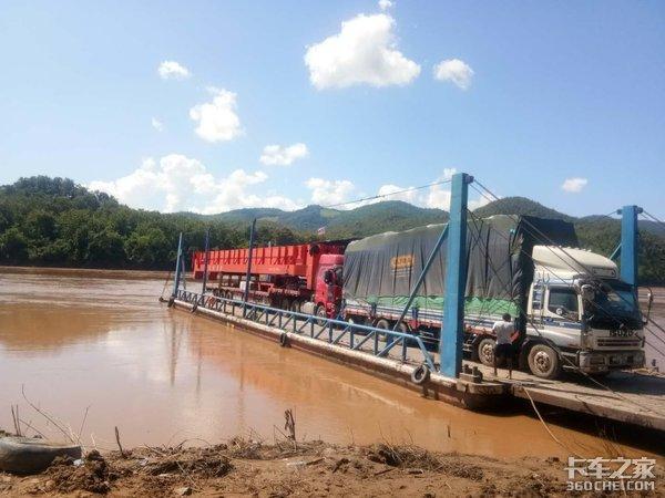卡车人10:老司机张忠孝讲述疫情下的老挝货运故事