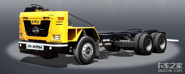 """说国产卡车""""三流""""水平真的是在夸奖,不信?来和进口车比一比"""