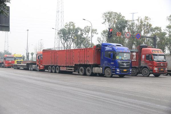 疫情结束后武汉高速对二类货车打半价一直持续到年底!
