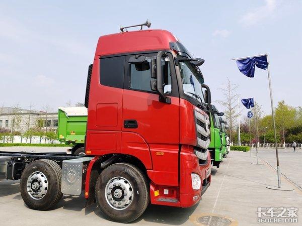 欧曼EST又出新车了载货车配上ZFAMT