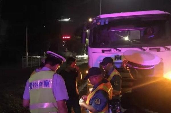 判刑1人拘留5人!濮阳交通公安联手严打运输领域暴力抗法行为