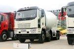 自重不超10吨 这台J6L搅拌车装得更多!