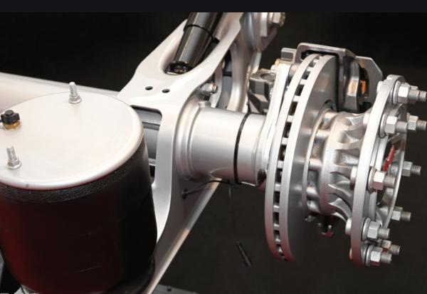 卡车小百科(34):盘式制动器如何工作?