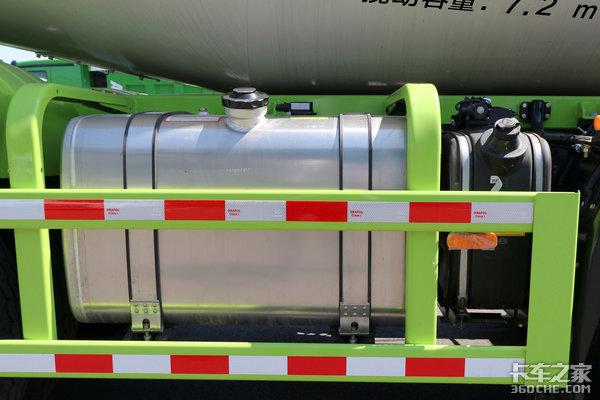 合法装载7.2方混凝土欧曼GTL实力不俗