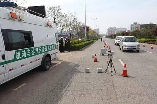按货值处罚!机动车排污条例下月施行,京津冀共享柴油车超标信息