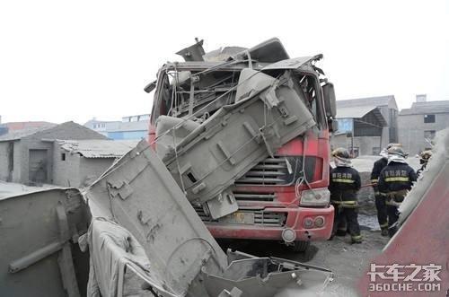 水泥罐车驾驶员的生活月入过万不简单