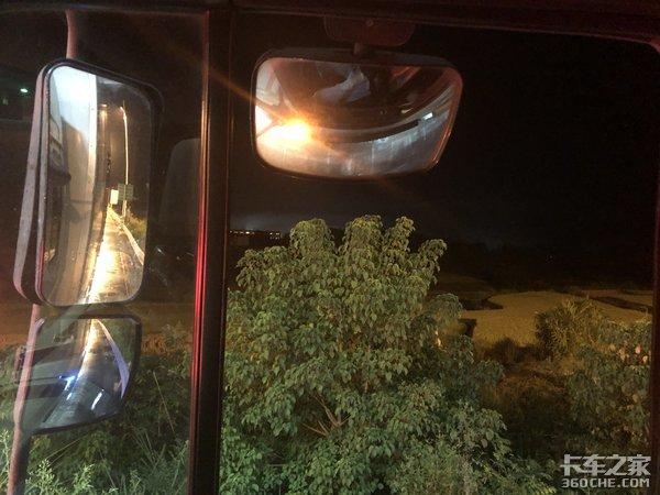 跟着冷藏车去江西送饺子,362公里休息2次,冷链这活不好干