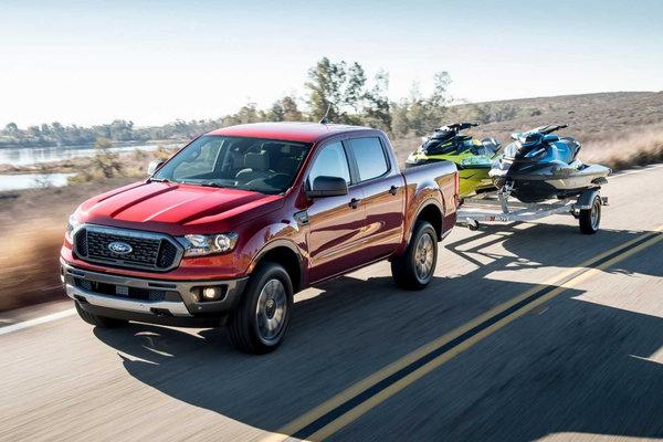 动力升级发动机增加45马力福特Ranger推出官方改装方案