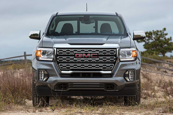 造型更精致 新GMC Canyon Denali亮相